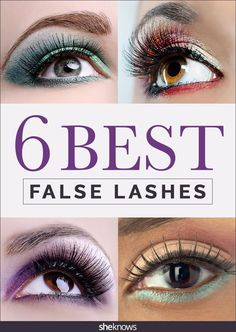 False eyelashes makeup artists lvoe