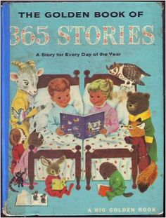 The Golden Book of 365 Stories - A Story for Every Day of the Year: Kathryn Jackson, Richard Scarry: 15