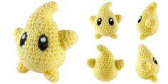 i crochet things: Free Pattern Friday: Luma Amigurumi