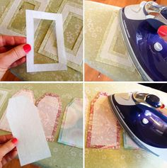 How to make your own luggage tag