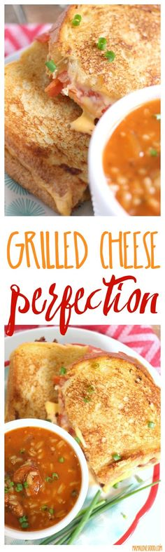 How to Attain Grilled Cheese Perfection #ad