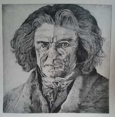 """Ed Harris en """"Copying Beethoven"""""""