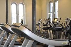 Technogym treadmill