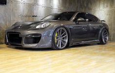 Carlex Design Goes to Work on a Porsche Panamera Turbo S Porsche Panamera Turbo S, My Dream Car, Dream Cars, Dodge, Custom Porsche, E90 Bmw, Automobile, Car Wheels, Future Car