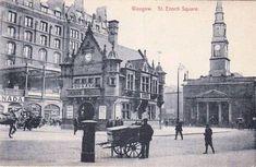 St Enoch Square, Glasgow  c1912