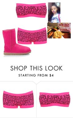 """""""Pm ~Asia"""" by h0neyc0caine ❤ liked on Polyvore featuring Wet Seal and UGG Australia"""