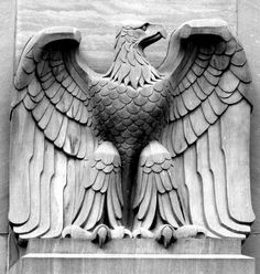 Picture For > Nazi Eagle Statue