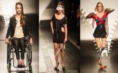 modelos com deficiência - Pesquisa Google