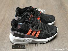 brand new 1c900 0e7a3 Adidas EQT Cushion ADV New Arrival s Black Orange Shoe Adidas Originals,  Orange Shoes,