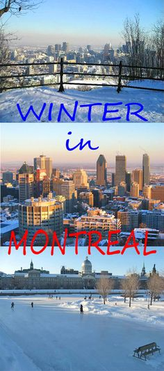 Photo Essay of cold but beautiful Montreal: http://bbqboy.net/photo-essay-montreal-in-the-winter/ #montreal #quebec #canada