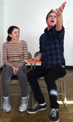 Justin Sebastyn and Kati Rae Cowardin in Almost Adults
