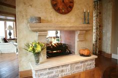 Two Sided Fireplace Designs The Two Sided Fireplace Is