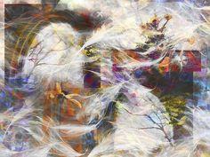 Art: Spirit of Nature by Artist Carolyn Schiffhouer