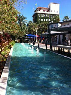 Lincoln road Miami beach 2013