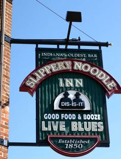 Great ideas for things to do on a trip to Indianapolis, Indiana, including visits to the Children's Museum of Indianapolis, The Indianapolis Zoo, White River State Park, the Kurt Vonnegut Memorial Library, and the Slippery Noodle - the oldest bar in the state of Indiana.