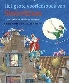 Het grote voorleesboek van Sinterklaas - Selma Noort