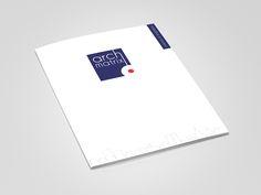 Arch Matrix - Brochure Design done by Brochure Mania.