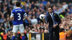 Everton defender Leighton Baines in line to face Manchester City