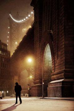 Bright Morning - Natalie Bird - Shop art Christophe Jacrot, Affordable Art Fair, French Photographers, Modern Artists, Contemporary Artwork, Street Photo, After Dark, Night Photography, Brooklyn Bridge