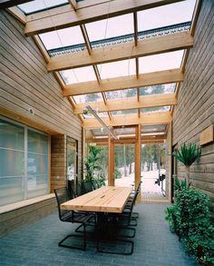 Kekkapää House   North Espoo, Finland   POOK Arkkitehtitoimisto   photo by Antti Hahl