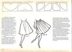 ile materiału na spódnicę z koła - Szukaj w Google