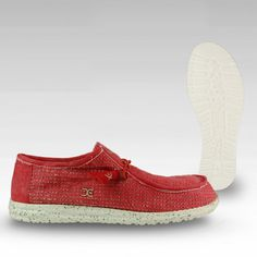 D10406800 - Wally Perforated Red