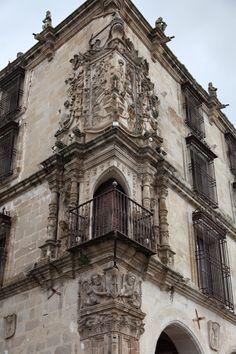 Palacio de los Pizarro, Trujillo. Cáceres.