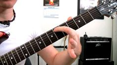 'Na Na Na' by My Chemical Romance - Guitar Riff Tutorial - How To Play G...