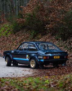 Ford Escort RS 1800 Escort Mk1, Ford Escort, Rally Car, Car Car, Ford Specials, Ford Rs, Ford Classic Cars, Car Goals, Classic Motors