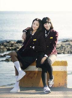 Sweet Cheery Ji Hyun Woo Contrast with Rebellious Kim Hee Sun in Angry Mom | A Koala's Playground