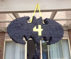 piñatas de superheroes batman