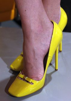 These Kate Spade shoes are another delicious Fall 2013 must-have!  #NYFW #StyleNetwork