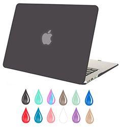 MacBook Air 13 Case, Mosiso Black AIR…