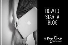 Make Your Blogger Blog A .COM - Key Lime Digital Designs