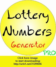 Lottery Numbers Generator PRO, iphone, ipad, ipod touch, itouch, itunes, appstore, torrent, downloads, rapidshare, megaupload, fileserve