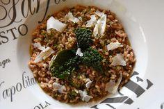 Whole rice recipe with cabbage, erbs and raspadura cheese
