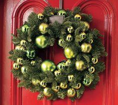 Homes Interior Design » Blog Archive Christmas Wreath Ideas - Modern Homes Interior Design