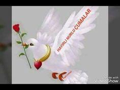 Cumaniz Hayirlara vesile olsun - YouTube Wall Decals, Youtube, Make It Yourself, Bird, Christmas Ornaments, Holiday Decor, Instagram, Allah, Xmas Ornaments