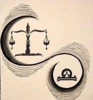 Libra Scales Tattoo | Tattoo Pictures of scales