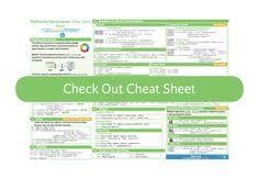 Python Data Visualization: Bokeh Cheat Sheet