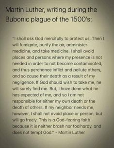 Bubonic Plague, My Presence, I Have Done, Text Posts, Martin Luther, No Response, Improve Yourself, Things To Think About, Inspirational Quotes