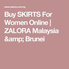 Buy SKIRTS For Women Online | ZALORA Malaysia & Brunei