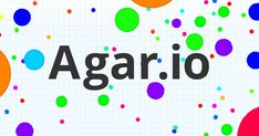 agar.io - The smash hit game! Control your cell and eat other players to grow larger! Play with millions of players around the world and try to become the biggest cell of all!