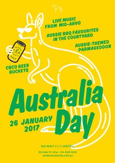 If you like beer buckets, BBQs, live music and parmas, our Australia Day celebrations are likely right up your alley! Enjoy glorious weather and an enviable lifestyle filled with good food, good beer and better company!