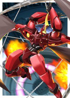 Xenogears 「ゼノギアス バーラー級ギア」/「urara」の漫画 [pixiv] http://www.pixiv.net/member_illust.php?mode=medium&illust_id=38977537