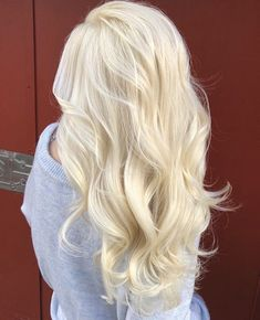 OFF】U Part Human Hair Wigs With Clips Bleach Blonde Clip in Half Lace Wigs business days for custom Blonde hair models – Hair Models-Hair Styles Bleach Blonde Hair, Light Blonde Hair, Blonde Hair Looks, Platinum Blonde Hair, Yellow Blonde Hair, Blonde Wig, Going Blonde, Blonde Hair For Summer, Colorful Hair