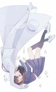 #wattpad #ngu-nhin ❗Imágenes, Memes, traducciones, noticias y mas sobre Detective Conan y Magic Kaito ❗ヽ('▽`)/ ☄Pasa y diviértete un poco! (〜^∇^)〜 ↪❎「 ATENCIÓN: Esta obra contendrá tanto Yaoi como Yuri y Hetero. 」❎↩ 🚫Las imagenes que publiqué aqui NO son de mi propiedad ٩(^ᴗ^)۶ en cada apartado dejare creditos a cad... Magic Kaito, Anime Demon, Manga Anime, Juvia And Gray, Aladdin Magi, Detective Conan Wallpapers, Kaito Kuroba, Kaito Kid, Kudo Shinichi
