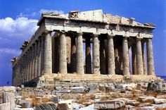 ancient+greece | ancient greece greece panteon greece photos greece pictures greek ...