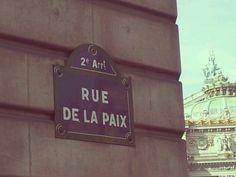 16 Rue de la Paix in Paris, Île-de-France