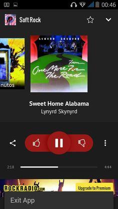 Rock Radio, Lynyrd Skynyrd, Sweet Home Alabama